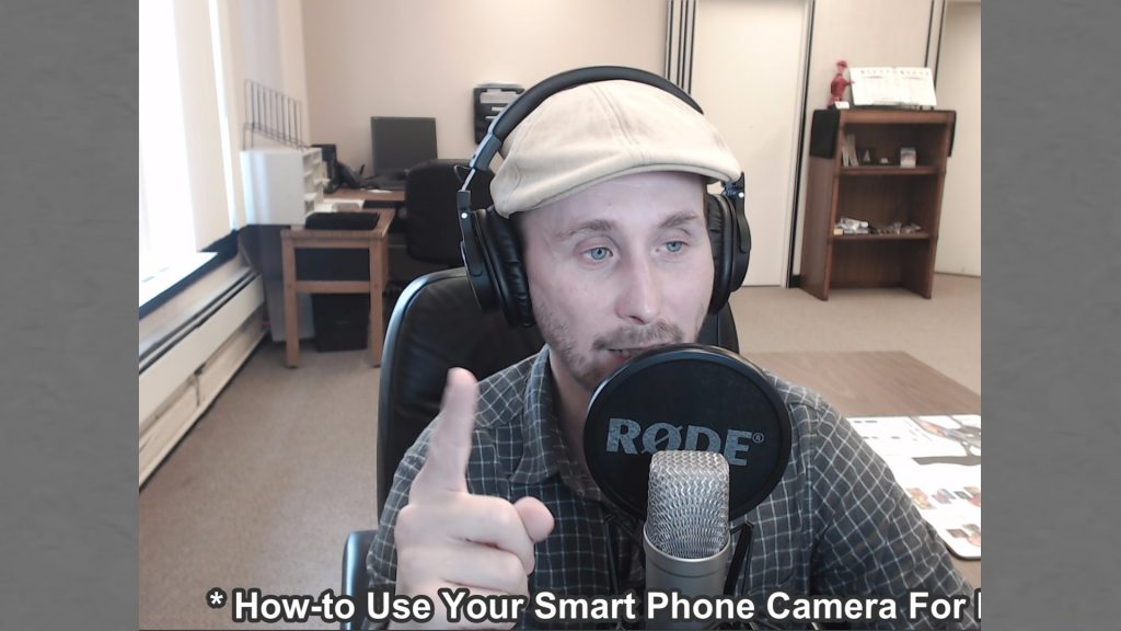 How to Use your Smart Phone for Better Photos and Video