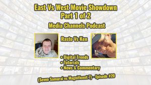 East Vs West Movie Showdown (Seven Samurai vs Magnificent 7)
