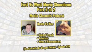 The Girl with the Dragon Tattoo - Media Channels Podcast