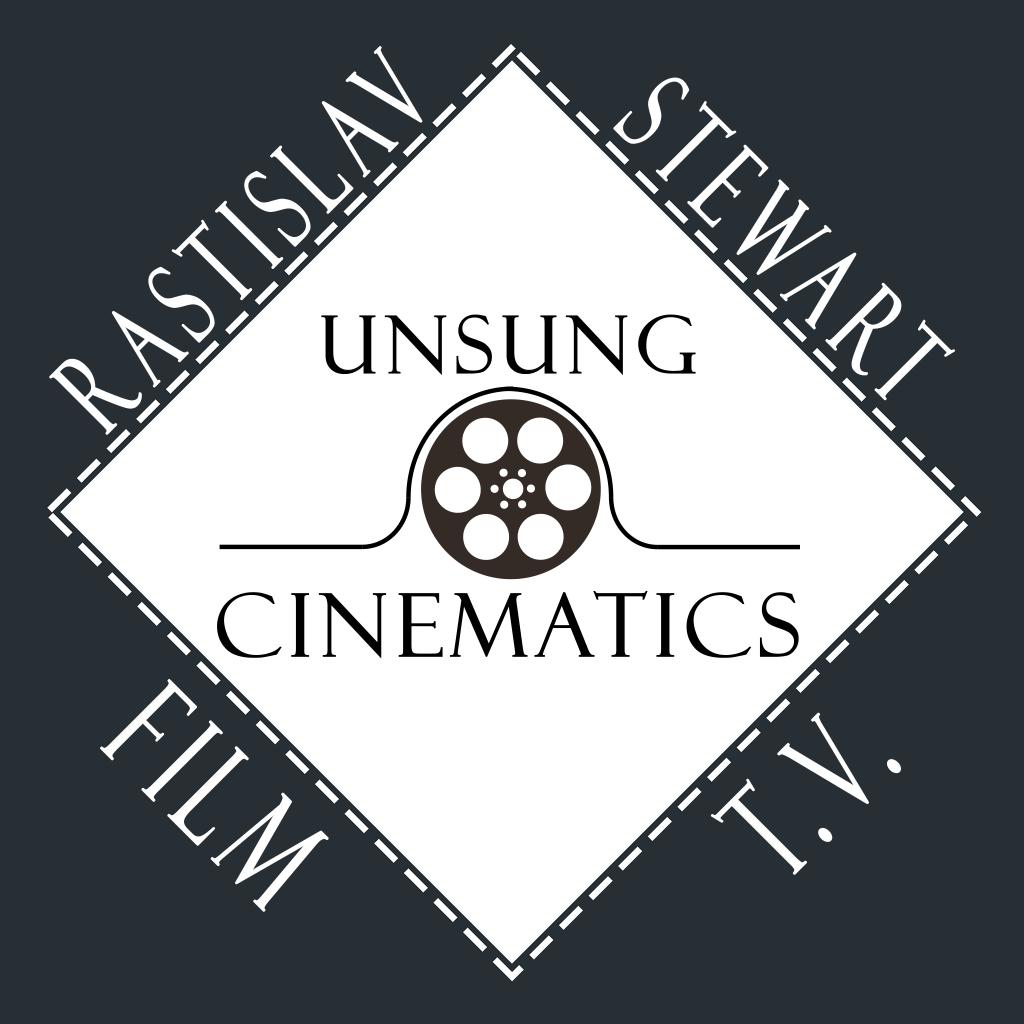 Unsung Cinematics Podcast Logo