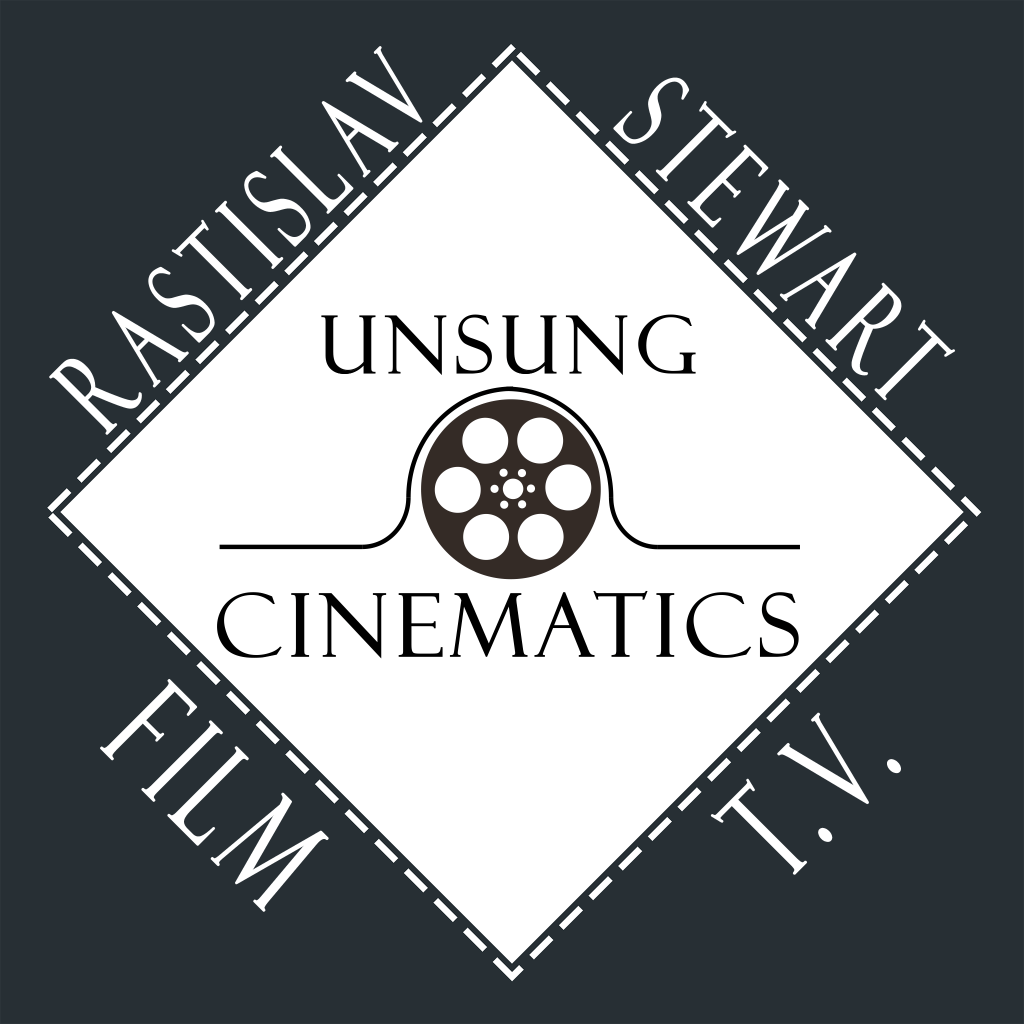 Unsung Cinematics Podcast Logo