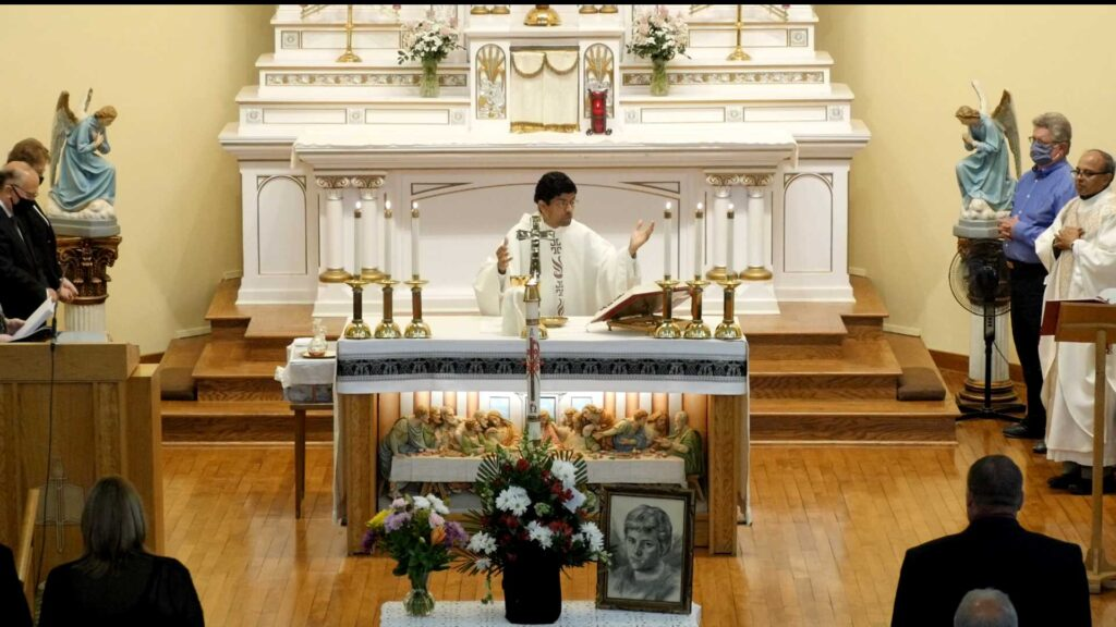 Funeral Livestream